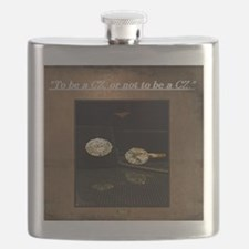 5th Quote; To be a CZ, or not to be a CZ Flask