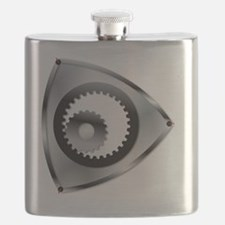 Unique Rotary Flask