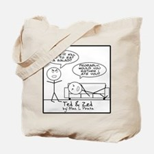 T&Z #006: Take-Out Tote Bag