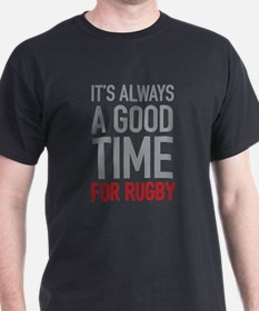 Time For Rugby T-Shirt