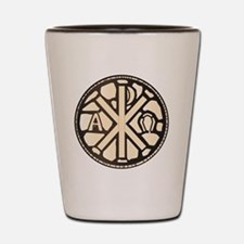 Cute Kappa tau gamma omega chi Shot Glass