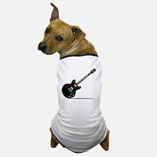 Cool Guitar Dog T-Shirt