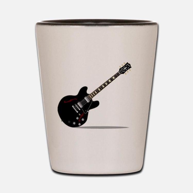 Cute Gibson sg Shot Glass