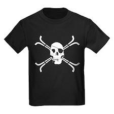 Kids Dark Shinty Shirt