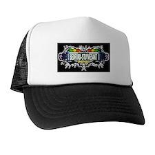 Bedford-Stuyvesant (Black) Trucker Hat