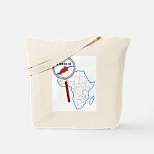 Unique Morocco Tote Bag