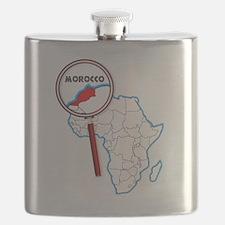 Unique Morocco Flask