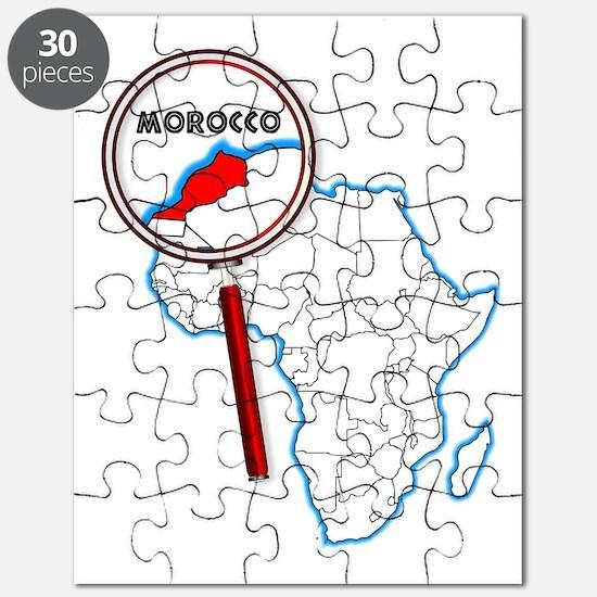 Unique Morocco Puzzle