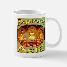 Explore Asia Mug