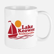 Lake Keowee South Carolina Mugs