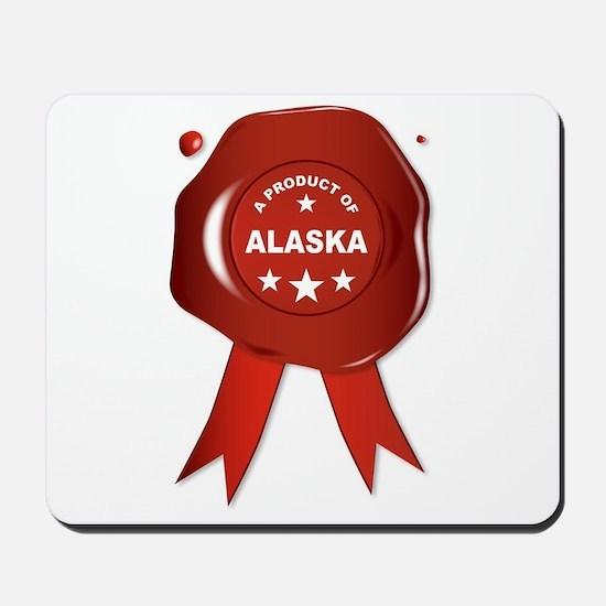 A Product Of Alaska Mousepad