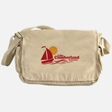 Lake Cumberland Kentucky Messenger Bag