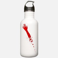 Cute Severed arm Water Bottle