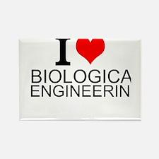 I Love Biological Engineering Magnets