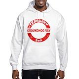 Groundhog Hooded Sweatshirt