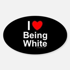 Being White Decal
