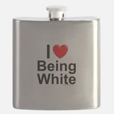 Being White Flask