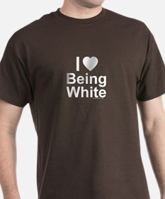 Being White T-Shirt