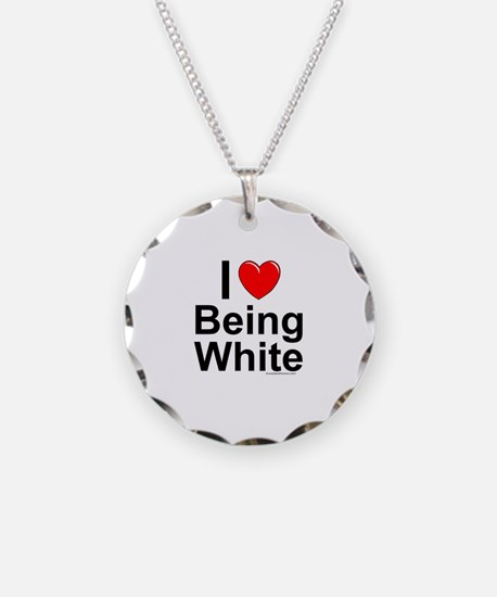 Being White Necklace