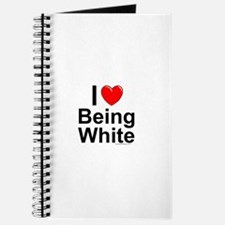 Being White Journal