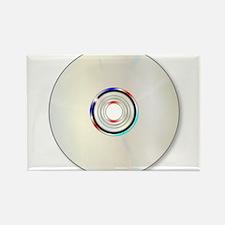 Blank DVD Magnets
