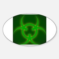 Cute Toxic waste Decal