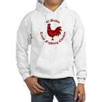 EL DIABLO SHIRT SHAKE AND BAK Hooded Sweatshirt
