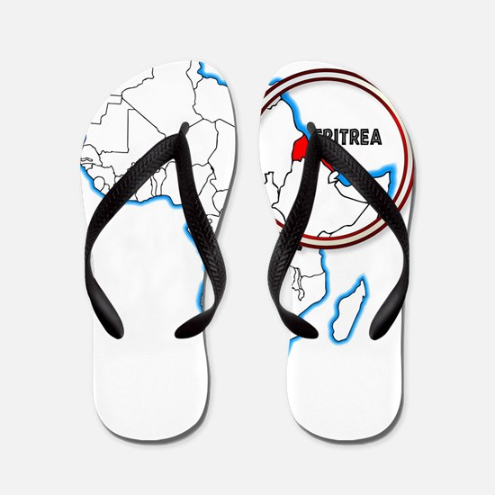 Eritrea Under A Magnifying Glass Flip Flops