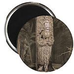 Copan Stele D Mayan Magnet