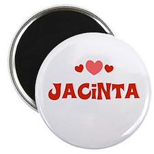"Jacinta 2.25"" Magnet (10 pack)"