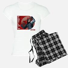 Bucky Brainwash Code - Capt Pajamas