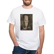 Copan Stele D Mayan Shirt