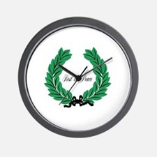 Cool Bereaved Wall Clock