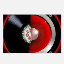 Record Speaker Postcards (Package of 8)