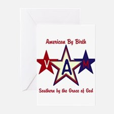 Patriotic Personalize Greeting Cards
