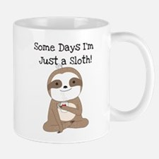 Cute Just a Sloth Mug