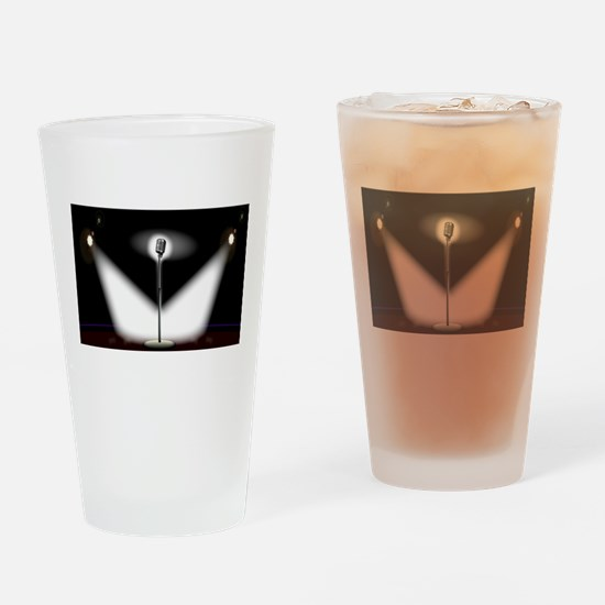 On Stage Drinking Glass