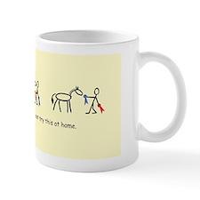 I am a Professional: Judge 1 / Small Mug