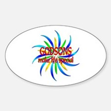 Godsons Make Life Special Decal