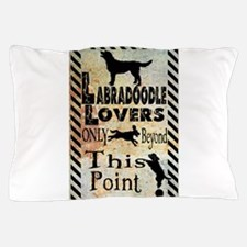 Labradoodle Lovers Pillow Case