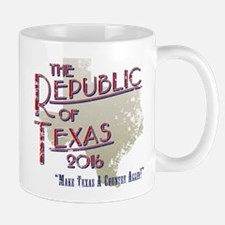 The Republic of Texas 2016 Mugs