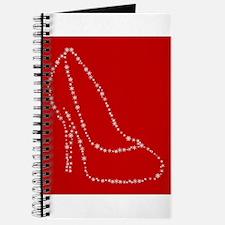 Snowflake Shoe Journal