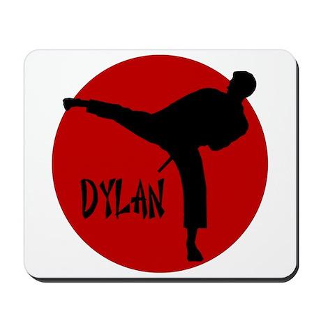 Dylan Karate Mousepad