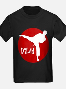 Dylan Karate T
