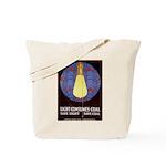 Light Consumes Coal -  Tote Bag