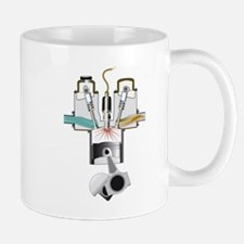Cylinder Head Mugs