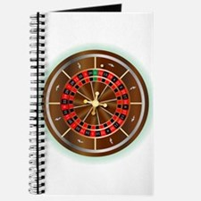 Roulette Wheel Journal