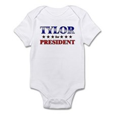 TYLOR for president Infant Bodysuit