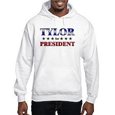 TYLOR for president Jumper Hoody