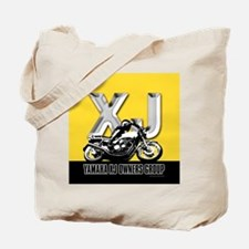 XJOG 10 x 10 bleed.jpg Tote Bag